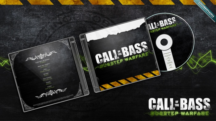Call Of The Bass, DubStep Warfare box art cover