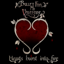 Bullet For My Valentine - Hearts Burst Into Fire Box Art Cover