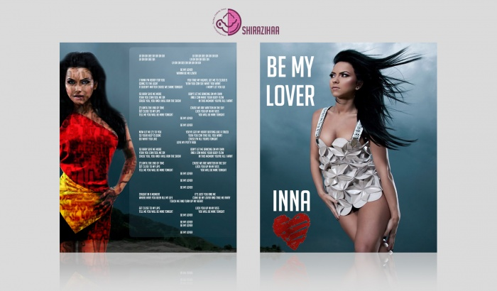 Inna - Be My Lover box art cover