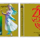 The Legend of Zelda Special Orchestra CD Case Box Art Cover