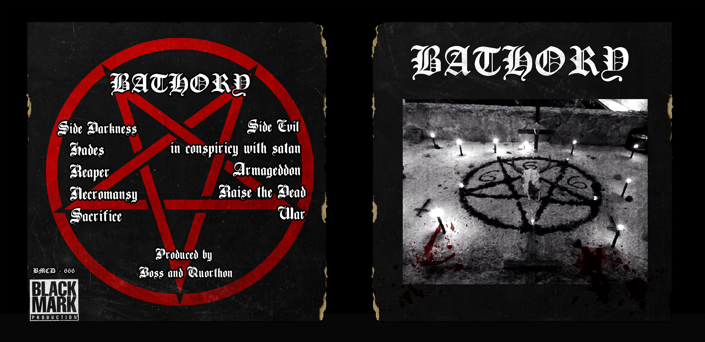 Bathory box cover