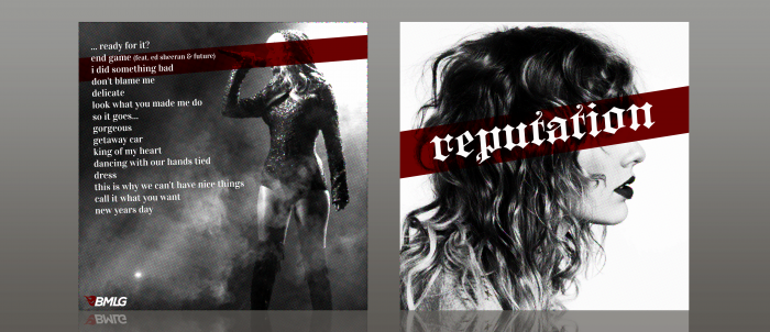 Reputation box art cover