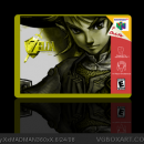 Zelda Limited Collector's Edition Box Art Cover