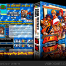 NGPC - SNK vs Capcom - Card Fighters SNK ver Box Art Cover