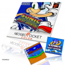 Sonic Pocket Adventure Box Art Cover