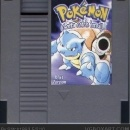 Pokemon Blue Version Box Art Cover