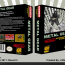 Metal Gear Box Art Cover
