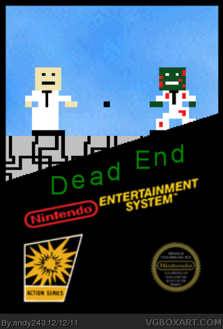 dead end box cover