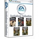 EA's Star Wars Battlefront Collection Box Art Cover