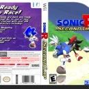 Sonic R: Second Lap Box Art Cover
