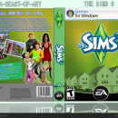 The Sims 3 Box Art Cover