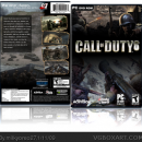Call of Duty 6 Box Art Cover