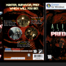 Aliens vs Predator Box Art Cover