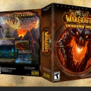 World of Warcraft: Cataclysm Box Art Cover