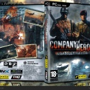 Company of Heroes Opposing Fronts Box Art Cover