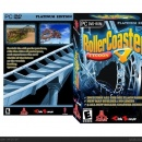 Roller Coaster Tycoon 4 Box Art Cover