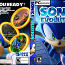 Sonic Evolution Box Art Cover