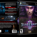 Starcraft II: Heart of the Swarm Box Art Cover