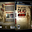 The Walking Dead: 400 Days Box Art Cover