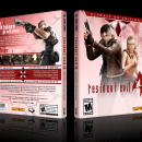 Resident Evil 4: Ultimate HD Edition Box Art Cover