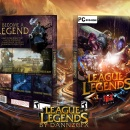 League of Legends Box Art Cover
