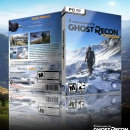 Tom Clancy's Ghost Recon Wildlands DB Cover Box Art Cover
