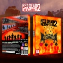 Red Dead Redemption 2 Box Art Cover