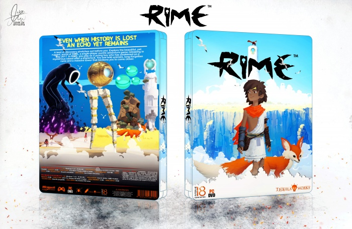 Rime box art cover