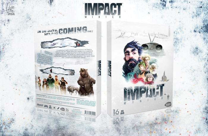 Impact Winter box art cover