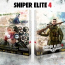 Sniper Elite 4 Box Art Cover