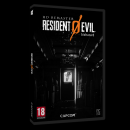 Resident Evil 0 - HD Remaster Box Art Cover