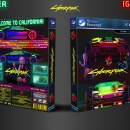 Cyberpunk 2077 Box Art Cover