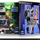 Persona 3 Box Art Cover