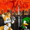 Tails Skorn! Box Art Cover