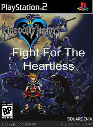 PlayStation 2 » Kingdom Hearts: Fight For The Heartless Box Cover