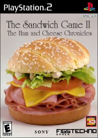 The Sandwich Game 2 box cover