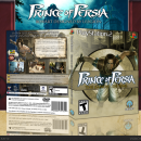 Prince of Persia: Sands of Time Box Art Cover
