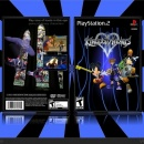 Kingdom Hearts II Box Art Cover