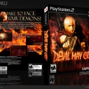Devil May Cry Box Art Cover