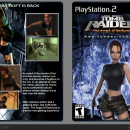 Tomb Raider: The Angel Of Darkness Box Art Cover