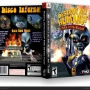 Destroy All Humans! Path of the Furon Box Art Cover