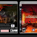 Tom Clancy's Rainbow Six Vegas 2 Box Art Cover
