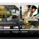 Uncharted: Drake's Fortune Box Art Cover