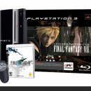 Limited Edition FFVII PS3 Bundle Pack Box Art Cover