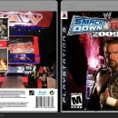 WWE Smackdown! vs. RAW 2009 Box Art Cover