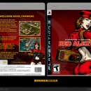 Command and Conquer: Red Alert 3 Box Art Cover