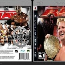 WWE Raw the game Box Art Cover