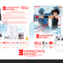 Mirror's Edge Bundle Pack Box Art Cover