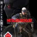 Metal Gear Solid 4 : Guns Of The Patriots German Box Art Cover