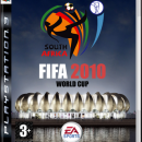 FIFA 2010 WORLD CUP Box Art Cover